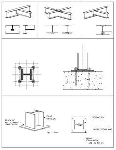 Cmu block design plans google search block wall details steel structure details v5 malvernweather Images