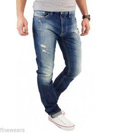 Mens Diesel Jeans Safado 8QL Regular Slim Straight DNA New Authentic 27 28  29 928f8b00bb