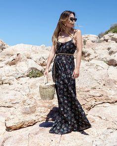 ΦΟΡΕΜΑ ΕΜΠΡΙΜΕ ΡΑΝΤΑΚΙ (ΔΕΝ ΣΥΜΠΕΡΙΛΑΜΒΑΝΕΤΑΙ Η ΖΩΝΗ) Bohemian, Dresses, Style, Fashion, Vestidos, Moda, Gowns, Stylus, Boho