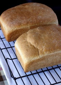 French Sandwich Bread - a soft sturdy homemade bread for sandwiches | What Megan's Making