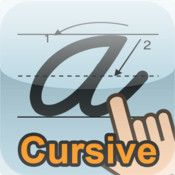 Cursive Writing practice for letters and words (Gr 3)