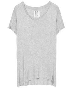 BASIC RELAXED FIT VNECK SHORT SLEEVE | Zoe Karssen