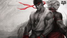 Street Fighter: Brotherhood of Fury - Created by Stanley Lau