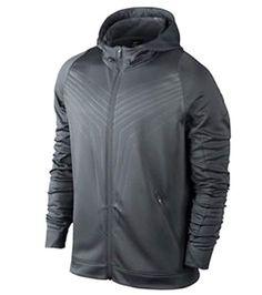 6e981889832a Nike Kobe Mamba Ultimate Hyper Elite Full-ZIp Hoodie Jacket Mens Small Black
