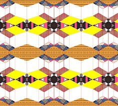Alyson Fox textile pattern
