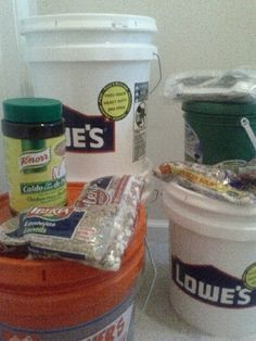 A Year of Supplemental Food Storage for $300 for a family of FOUR !! - American Preppers Network