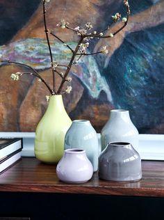Vasen-Set Botanica von Kähler