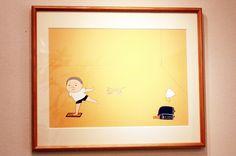 【バンタンデザイン研究所】コミック&アートエキスパートコース修了作品展「ballooon」開催中!