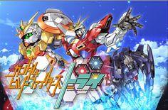 Gundam Build Fighter tornerà su CartoonMag!