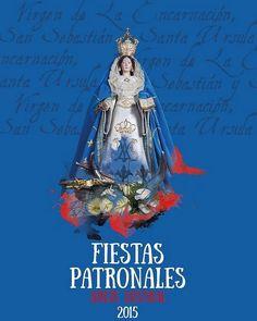 Fiestas Patronales Adeje 2015 - met als hoogtepunt de Romería zondag 18 oktober om 13u00 en de grote Dansfeesten met orkest. Daarnaast zijn er de religieuze