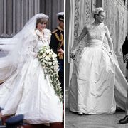 Such lovely brides they were