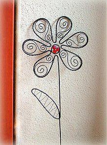 Dekorácie - nevädnúci kvet :) - 3696507
