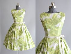 Lovely vintage dress from etsy