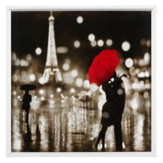 Paris Kiss | Destinations & Cityscapes | Art Themes | Art | Z Gallerie