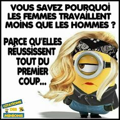 Citations des minions                                                                                                                                                      Plus