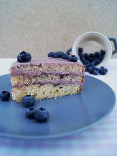 Heidelbeer-Zitronen-Torte // danielas foodblog