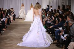23 Wedding Dresses That Are Even Prettier from the Back  - ELLE.com