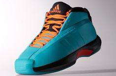 adidas Crazy 1 Teal/Orange – Another Crazy 1!