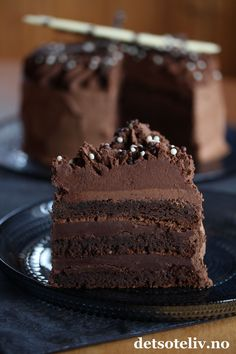 Death by Chocolate Death By Chocolate, Deserts, Food And Drink, Baking, Cakes, Cake Makers, Bakken, Kuchen, Postres