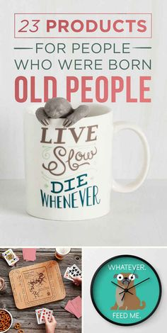 23 Products For People Who Were Born Old People
