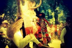 Croatian Harvest Festival · Lomography