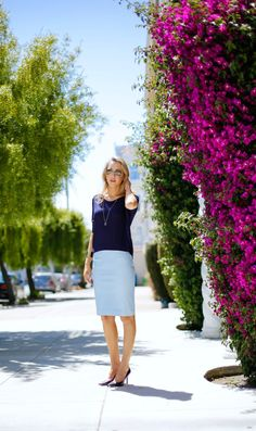 51 Cute Work Outfits to Wear This Summer: Both summer-ready and HR-approved, you'll love ...