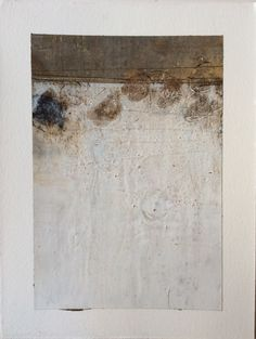Dorte Boe - Oil and cold wax on paper - www.dorteboe.dk