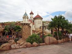 Lots of details and photos all about the New Fantasyland!