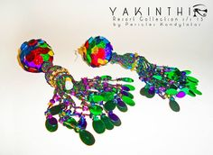 """""""Yakinthi"""" collection by Pericles Kondylatos Available at Vassilis Zoulias Boutique & Attelier (Ακαδημίας 4, Αθήνα -Boutique: 210.3389.924 