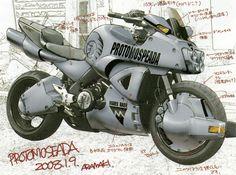 Prototype Mospeada
