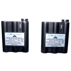 Midland AVP7 Rechargeable Batteries - Pair