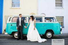 Doug & Abi's Wedding- Camper Van