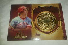 2015 Topps Update First Home Run Commemorative Medallion Paul O'Neill Reds in Sports Mem, Cards & Fan Shop, Cards, Baseball | eBay