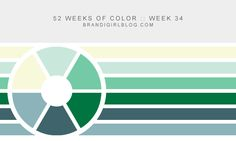 52 Weeks of Color :: Week 34 | brandigirlblog.com