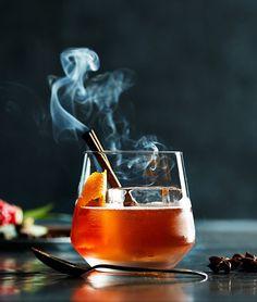 La Santa Old Fashion 12 Days of Cocktails for Williams-Sonoma | Eva Kolenko Photography