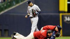 Tanaka wins again as Yankees beat Brewers 5-3 | FOX Sports on MSN