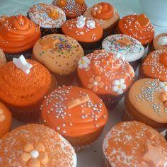 Estricto naranja para fiesta de 15