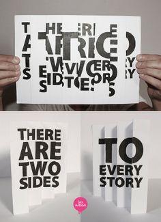 Tipografia 3D por Lex Wilson. http://publistagram.com/tipografia-3d-por-lex-wilson/