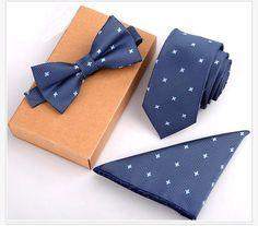 Check out my listing on Shopify! 3PCS Slim Tie Set - Bow Tie + Handkerchief + Neck Tie http://ladshopglobal.com/products/3pcs-slim-tie-set-bow-tie-handkerchief-neck-tie?utm_campaign=crowdfire&utm_content=crowdfire&utm_medium=social&utm_source=pinterest