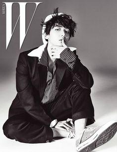 Baekhyun (EXO) - 'W' Magazine July Issue '16
