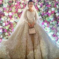 Brides: This Is What a Billionaire's Wedding Looks Like