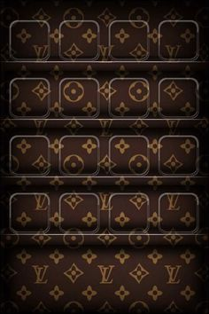 Louis Vuitton Fashion Logo Shelf HD Wallpapers for iPhone is a fantastic HD wallpaper for your PC or Mac and is available in high definition resolutions.