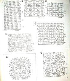 CROCHET LACE YUKIKO KURO - Azhalea Let's Knit 1.1 - Álbuns da web do Picasa