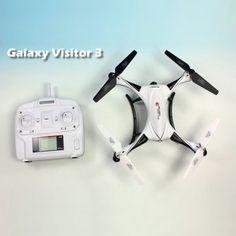 Souked Nine Eagles Galaxy Visitor 3 F12 Auto-Return Quadcopter RTF