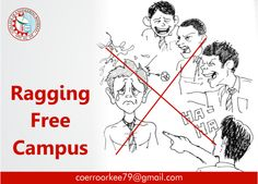 """Ragging is strictly prohibited in COER campus. In order to avoid any incident arising by ragging; anti-ragging squads have been established in college which keep strict vigilance on the COER campus. """"Ragging is prohibited as per the decision of Hon'ble Supreme Court of India in Writ Petition no. (C) 656/1998"""".Students at COER are free from these issues so be a part of our Institution and make your future bright."""