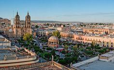 Camino Real de Tierra Adentro, Mexico.