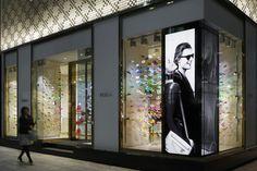ca39685c Las 23 mejores imágenes de Store front / Fachada | Burberry store ...