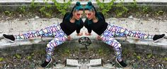MARIO Leggins,mushroom pattern, Video Game, pixel art,mushroom, pattern leggins, metal slug, yoga leggins, yoga pants by NiviaWorkshop on Etsy