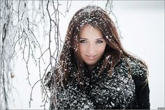 Winter portrait, via Flickr.