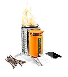 BioLite Wood Burning CampStove First Generation BioLite